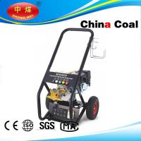 Wholesale 5.5HP 170bar 9.0 LPM gasoline high pressure cold water high pressure cleaners from china suppliers