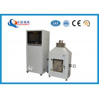 China Vertical Flammability Test Apparatus For Thermal Radiation Flame Propagation Test wholesale