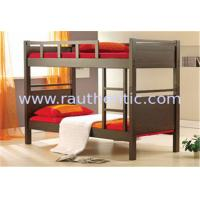 China Stable Single Loft Bed Kids Furniture Bunk Beds For Tweens Customized Color wholesale