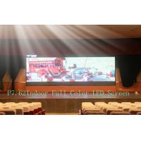 China P7.62 Indoor Full Color Led Display With High Resolution , 17222/㎡ Pixel Density on sale