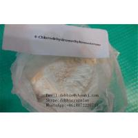 China Bodybuilding Anabolic Steroids Turinabol  855-19-6 for Male Enhancement wholesale