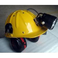 Wholesale V-Shape miner's lampSafety Helmet from china suppliers