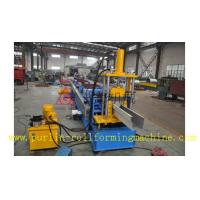China Professional Rainwater Seamless Gutter Machine High Speed Gutter Roll Forming Machine wholesale
