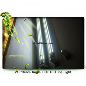 China 210 Degree  LED T8 Tube Light  22W wholesale