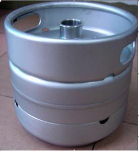 China 10L Slim draft beer keg stackable wholesale