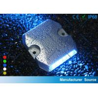 China Raised Road Markers Wired LED Light for Tunnel Use DC12V - 24V Waterproof IP68 Aluminum Shell wholesale