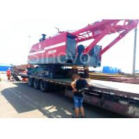 China Mobile Hydraulic Crane With Large Load Capacity And The Length Of Standard Boom is 16-73m on sale