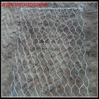 Buy cheap Rock basket wire mesh / gabion stone cage for Bank of river/Hexagonal stone cage foldable gabions factory from wholesalers
