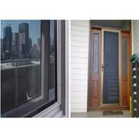 China Aluminum Expanded Stainless Steel Window Screen Lightweight 0.5-2.0m Width on sale
