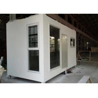 China Flat pack container house DIY container house wholesale
