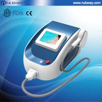 China portable 808nm diode laser / diode laser hair removal / hair removal speed 808 on sale