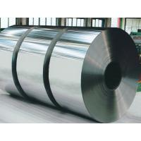 China No Toxic Aluminium Foil Roll / Aluminium Foil Sheets For Auto Air Conditioner wholesale