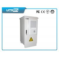 China Intelligent 3 Phase Outdoor Uninterruptible Power Supply 10KVA - 100KVA Online UPS with IP55 Sealing Level wholesale