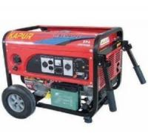 China Epy Model Gasoline Generator (KGY6500CX(E)) wholesale