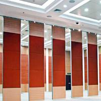 China Fabric Acoustic Panel Surface Sound Proof Partitions For Hotel ISO9001 wholesale
