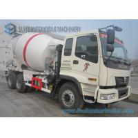 China 340 HP 10 Wheeler Foton Auman Mixer Truck 9000 Liters Agitating Lorry With VT Cab on sale