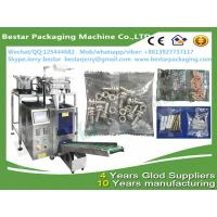China How to mix pack plastic parts ,wire nails ,screws ,nuts and bolts ,fastener ,hardware fitting counting machine & packing wholesale