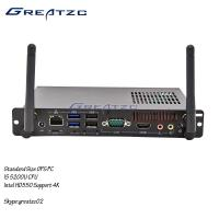China Core I5 Open Pluggable Specification PC / Low Power Mini PC Support 4K wholesale
