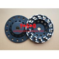 China YSD Abrasive S segment Cup Shape Diamond Grinding Wheel for Concrete floor on sale