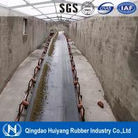 China Agricultural products processing oil resistant rubber conveyor belt on sale