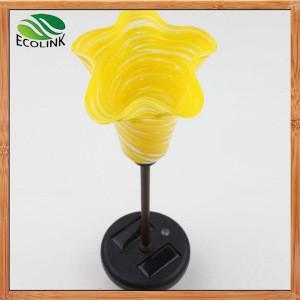 China China LED Lighting /Solar Lily Lawn Landscape Light wholesale
