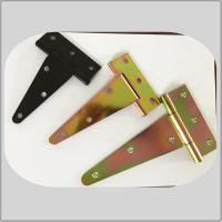China Ornamental  T Strap Hinges , Decorative Stainless Steel Strap Hinges Water Proof wholesale