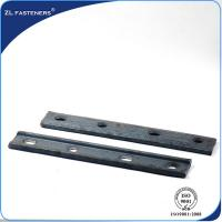 China OEM Rail Fastening Systems Insulated Rail Joints For Fish Bolt / Nut wholesale