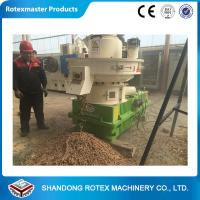 China Thailand Customers Most Popular 1-1.5ton/h Capacity Complete Wood Pellet Production Line Price wholesale