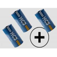 China ER18505 Fat A Cylindrical Li-SOCl2 Battery 4000mAh Non Rechargeable 150mA wholesale