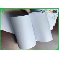 Quality FSC Certificatied 50g 60g 70g 80g Uncoated Woodfree Paper Sheets For Making Book for sale