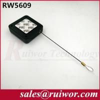 China RUIWOR RW5609 Square Multi-purpose Cable Retractor Retracting forces MAX 2.5LB/ Cable length MAX 400CM wholesale