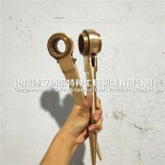 China podger non sparking ratchet ring end spanner beryllium copper 17*19mm wholesale