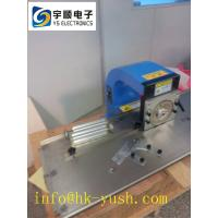 China Moterized Pcb Depaneling Machine Mini Type With Two Circle Blades wholesale