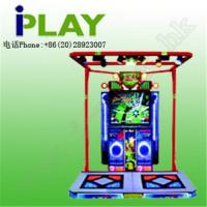 China Arcade dancing game machine ver5 wholesale