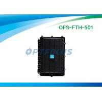 Wholesale Optical Fiber Splicing Aerial Splice Enclosure 6 port Horizontally  24 cores from china suppliers