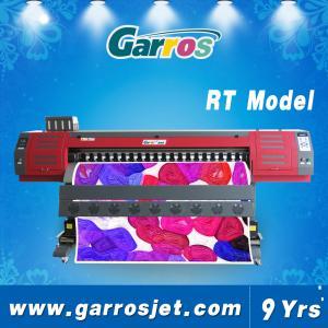China Garros RT3201 3.2m Eco Solvent Printer Wallpaper/Sticker/Flex Banner Printing Machine wholesale