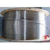 Buy cheap ASTM A269 Cold Drawn Capillary Coiled Tubing from wholesalers