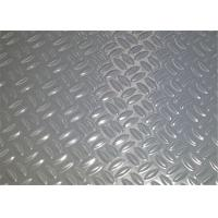 China Custom Color Embossed Aluminum Sheet H14 H24 H18 H112 For Wall Decoration wholesale