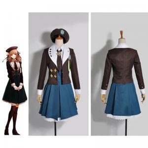 China Amnesia Animal Mascot Costumes Short Dress Heroine Game Dress School Uniform wholesale