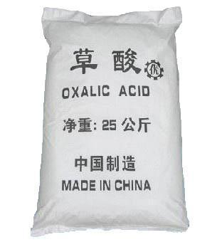 Quality Oxalic Acid 99.6%min Industrial Grade (OA) for sale