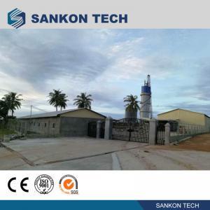 China High Efficient Autoclaved Aerated Concrete Production Line  Slurry Scale Mobile Concrete Block Making Machine wholesale