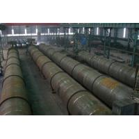 Quality Saturated Steam Chemical Concrete Autoclave Φ3m For Wood / Brick / Rubber / Food for sale