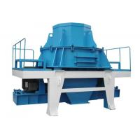 China 2×0.31 Kw Sand Maker Machine Center Sides Feeding 120 /180 TPH CE Approval wholesale