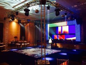 China Wedding LED Illumination Panel , Super Bright LED Backlight Panel on sale