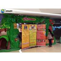 China Dinosaur Cabin 7d Simulator Cinema Pneumatic System 9 Seats With Dinosaur Poster wholesale