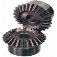 China CNC Machined Straight Hardened Steel Bevel Gear For Mining/ Hydraulics wholesale