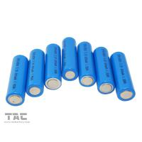 China Portable 3.2V LiFePO4 Battery 14500 500mAh Power Type For Grid Stabilization on sale