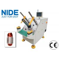 China NIDE Semi-auto Single phase stator winding inserting machine for micro induction motors wholesale