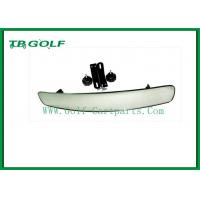 China Panoramic Safety Golf Cart Side Mirrors With LED Blinker 19×18×4 Cm wholesale