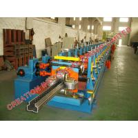 China Automatic 15KW Pallet Rack Roll Forming Machine 10m/min CE / SONCAP wholesale